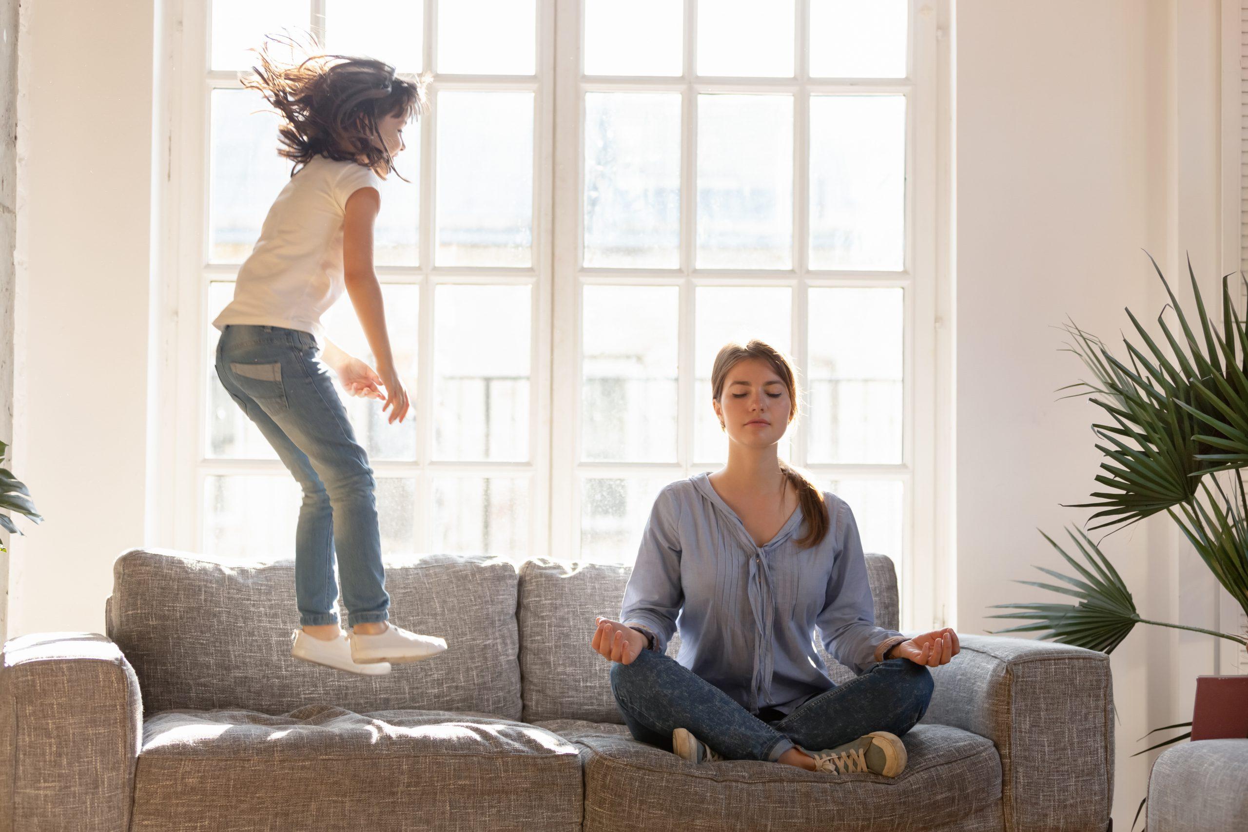 cómo sobrellevar el confinamiento en familia